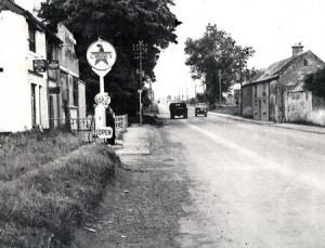 The Naas Road, circa 1970's